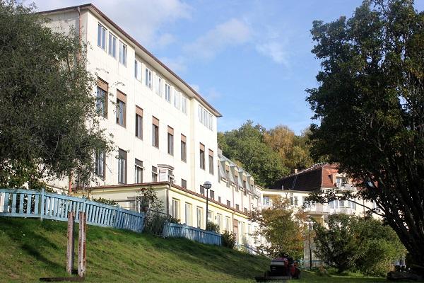 Svenshögens sanatorium.